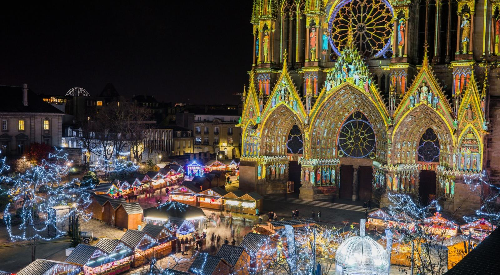 Brightful Christmas Market in Reims