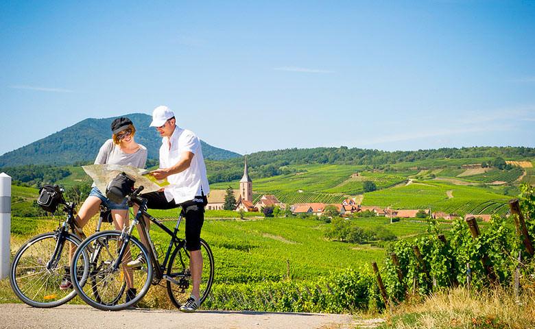 Fascinating Alsace bike exploration
